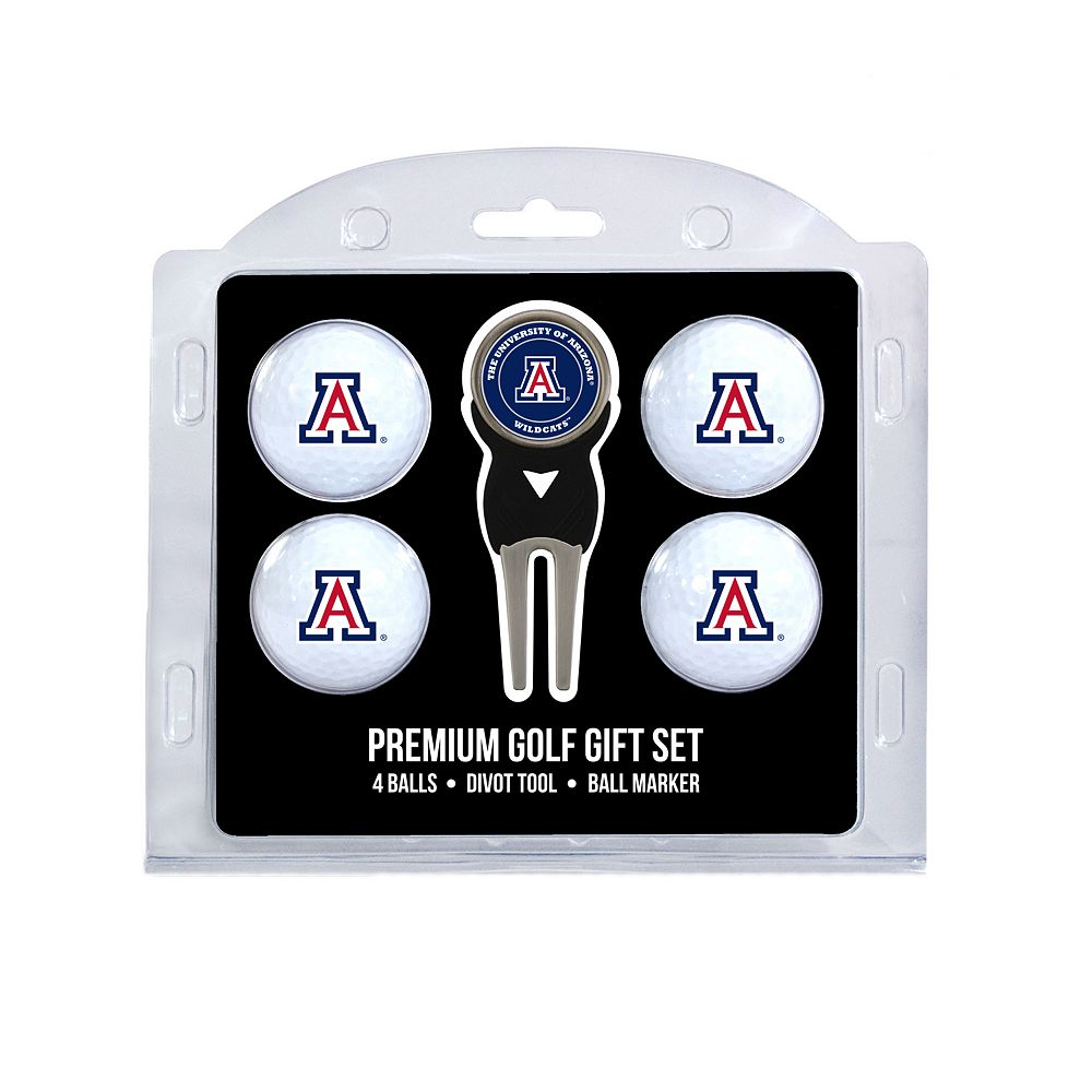 Arizona Wildcats 6-Piece Golf Gift Set