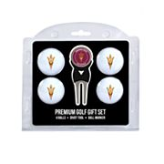 Arizona State Sun Devils 6 pc Golf Gift Set