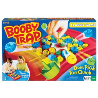 Ideal Booby Trap Game