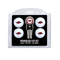 Arkansas Razorbacks 6-pc. Golf Gift Set