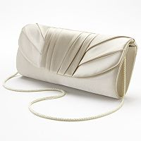 Gunne Sax by Jessica McClintock Pleated Clutch
