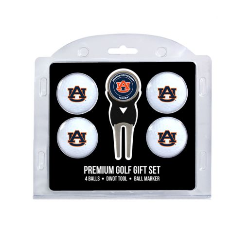 Auburn Tigers 6-Piece Golf Gift Set