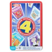 Ideal 4-pk. Kids Card Games
