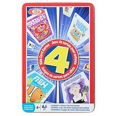 Ideal 4 pkKids Card Games