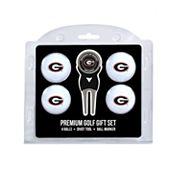 Georgia Bulldogs 6 pc Golf Gift Set