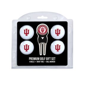 Indiana Hoosiers 6-Piece Golf Gift Set