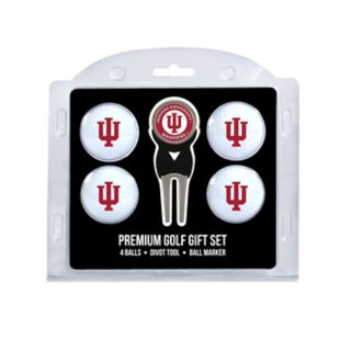 Indiana Hoosiers 6-pc. Golf Gift Set