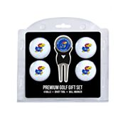 Kansas Jayhawks 6 pc Golf Gift Set