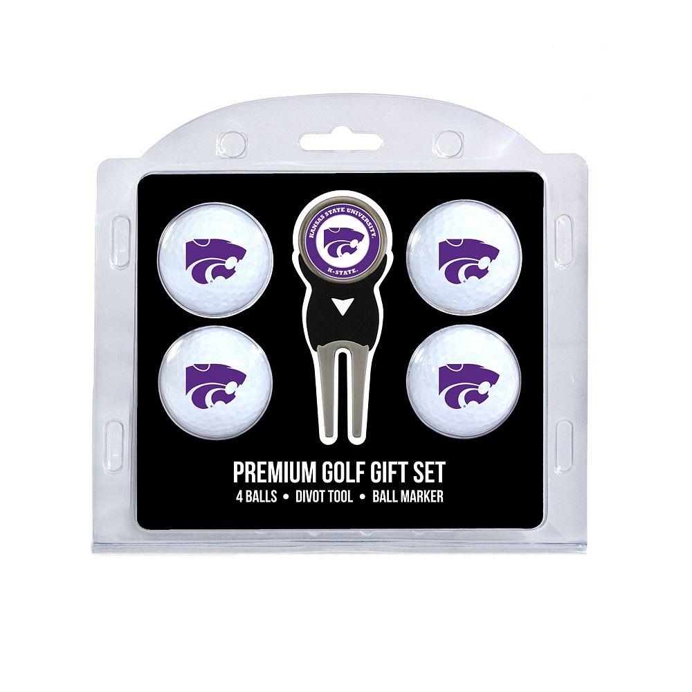 Kansas State Wildcats 6-Piece Golf Gift Set