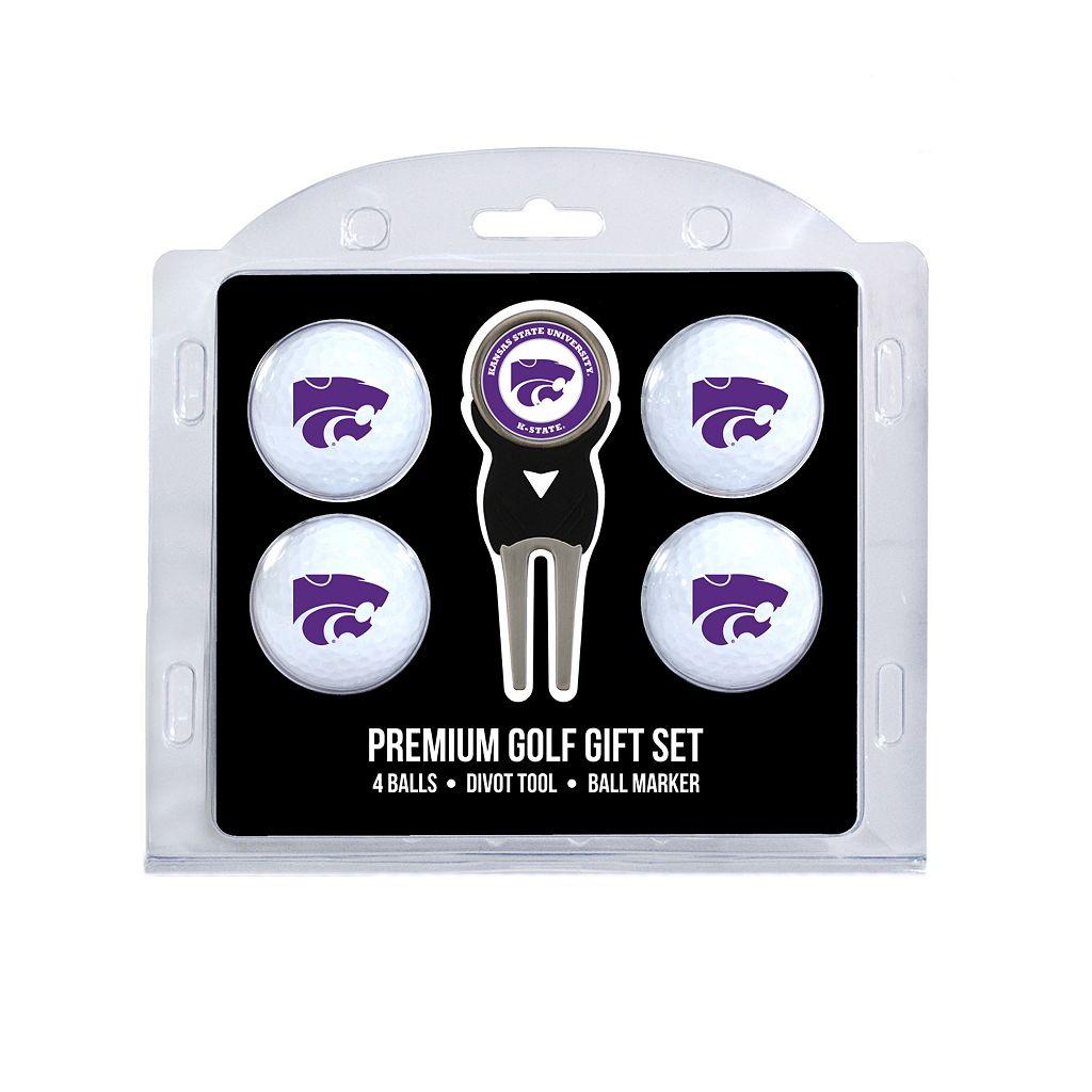 Kansas State Wildcats 6-pc. Golf Gift Set