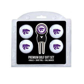Kansas State Wildcats 6-Piece Golf Gift Set
