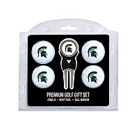 Michigan State Spartans 6-pc. Golf Gift Set