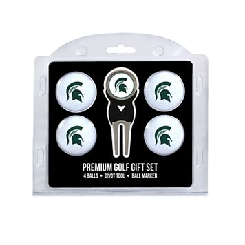 Michigan State Spartans 6-pc. Golf Gift Set