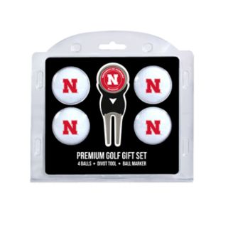 Nebraska Cornhuskers 6-pc. Golf Gift Set