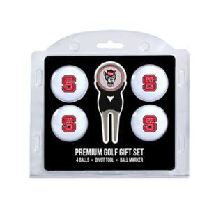 North Carolina State Wolfpack 6-Piece Golf Gift Set