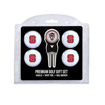 North Carolina State Wolfpack 6-pc. Golf Gift Set
