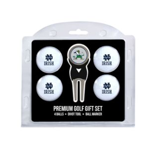 Notre Dame Fighting Irish 6-Piece Golf Gift Set