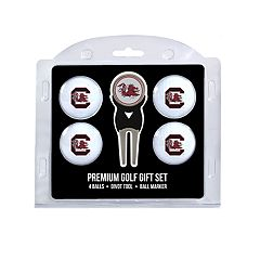 South Carolina Gamecocks 6-Piece Golf Gift Set