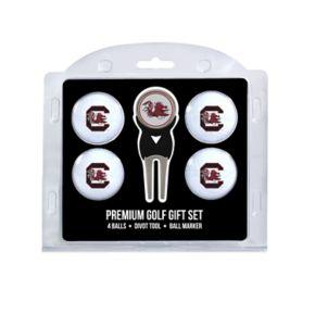South Carolina Gamecocks 6-Piece Golf Gift Set