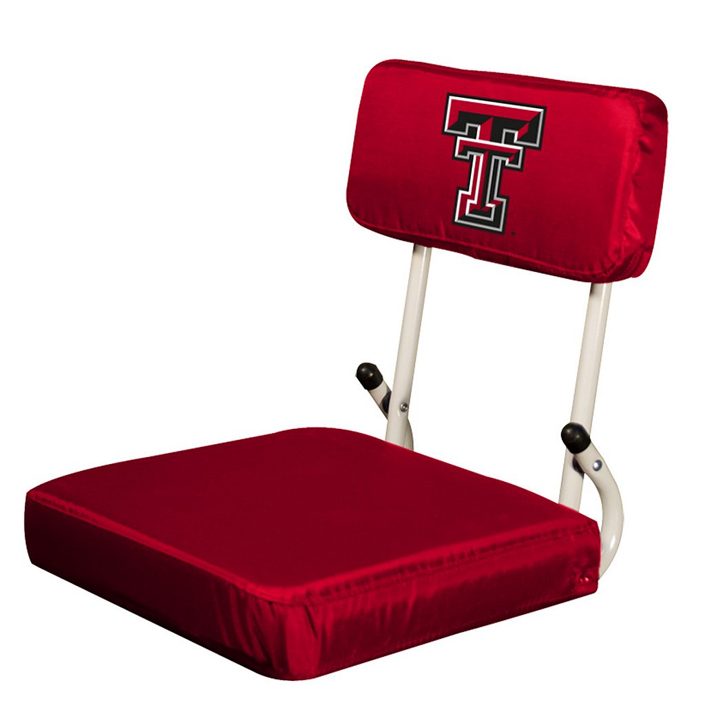 Texas Tech Red Raiders Hardback Seat