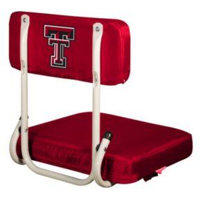 Texas Tech Red Raiders Hardback Seat