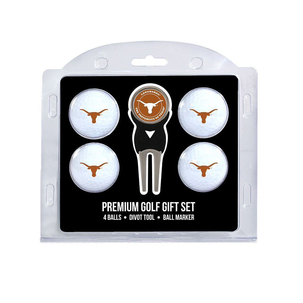 Texas Longhorns 6-pc. Golf Gift Set