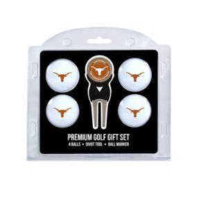 Texas Longhorns 6-Piece Golf Gift Set