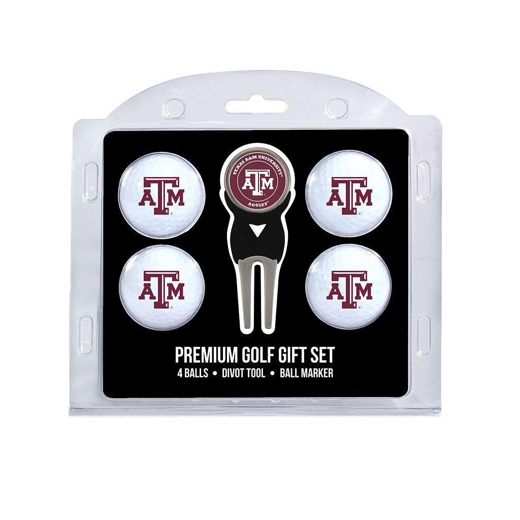 Texas A&M Aggies 6-pc. Golf Gift Set