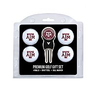 Texas A&M Aggies 6 pc Golf Gift Set
