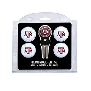 Texas A&M Aggies 6-Piece Golf Gift Set