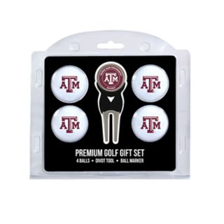 Texas A and M Aggies 6-Piece Golf Gift Set
