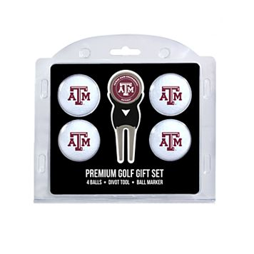 Texas A&M Aggies 6-pc. Golf Gift Set