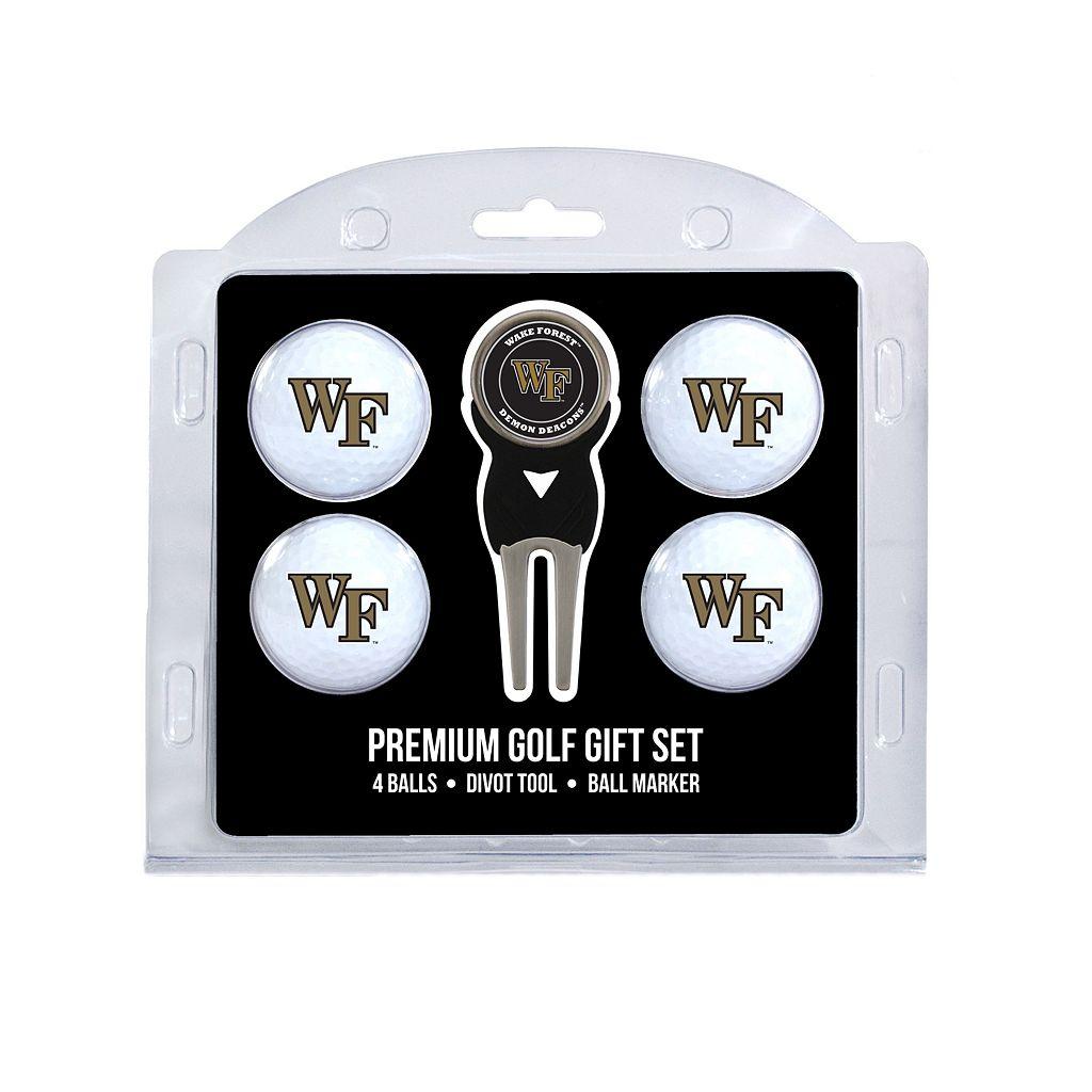 Wake Forest Demon Deacons 6-pc. Golf Gift Set