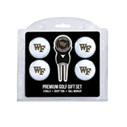 Wake Forest Demon Deacons 6-pc. Golf Gift Set