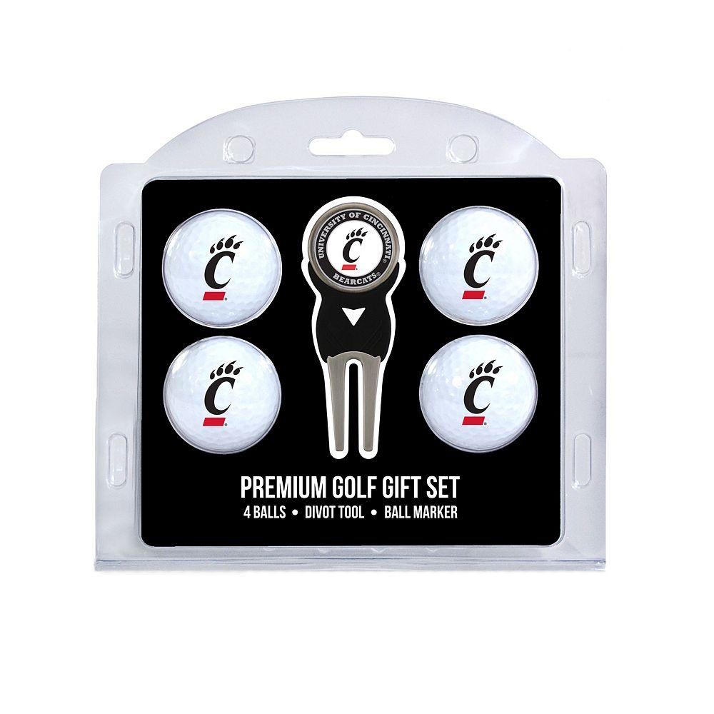 Cincinnati Bearcats 6-Piece Golf Gift Set