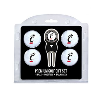 Cincinnati Bearcats 6-pc. Golf Gift Set