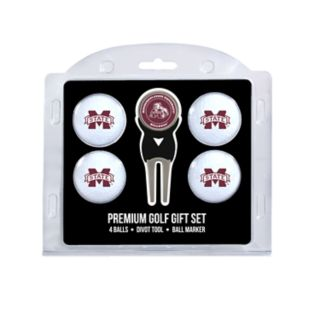 Mississippi State Bulldogs 6-Piece Golf Gift Set