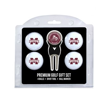 Mississippi State Bulldogs 6-pc. Golf Gift Set