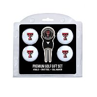 Texas Tech Red Raiders 6 pc Golf Gift Set
