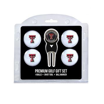 Texas Tech Red Raiders 6-pc. Golf Gift Set