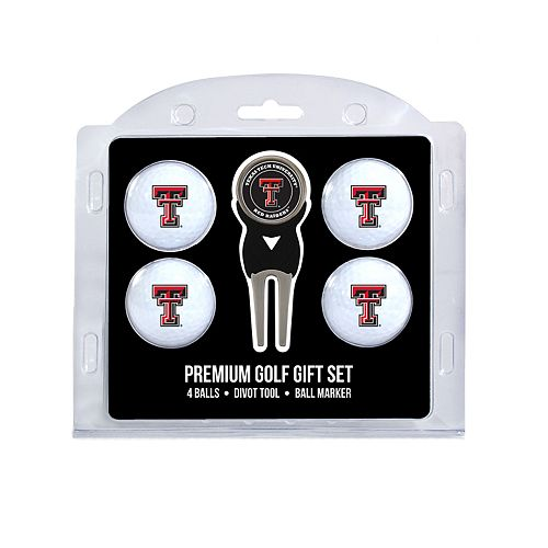 Texas Tech Red Raiders 6-Piece Golf Gift Set