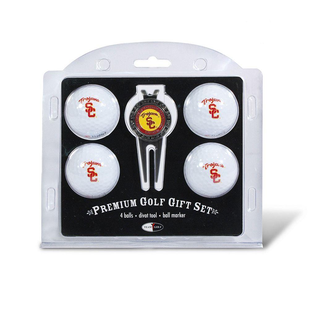 USC Trojans 6-pc. Golf Gift Set