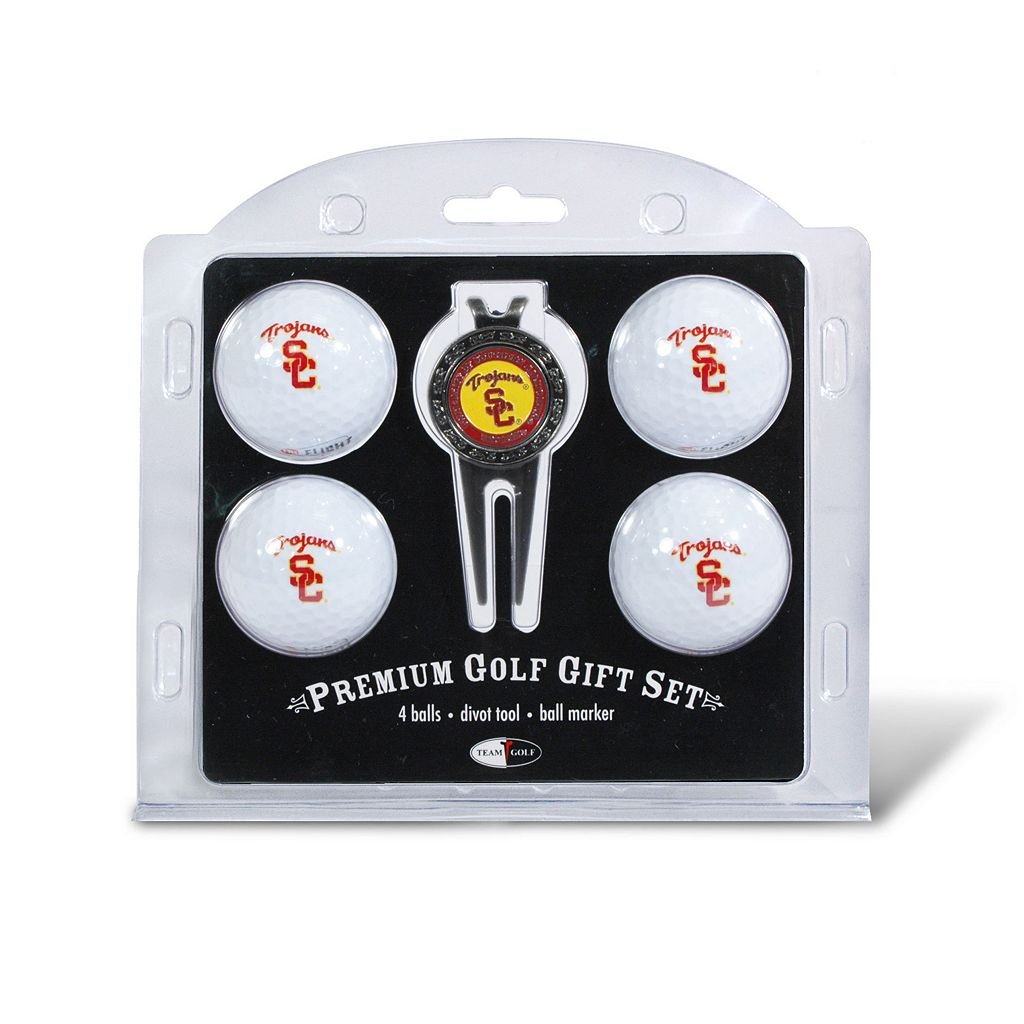 USC Trojans 6-pc. Golf Gift Set