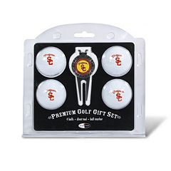 USC Trojans 6 pc Golf Gift Set