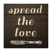 Spread the Love Wall Art