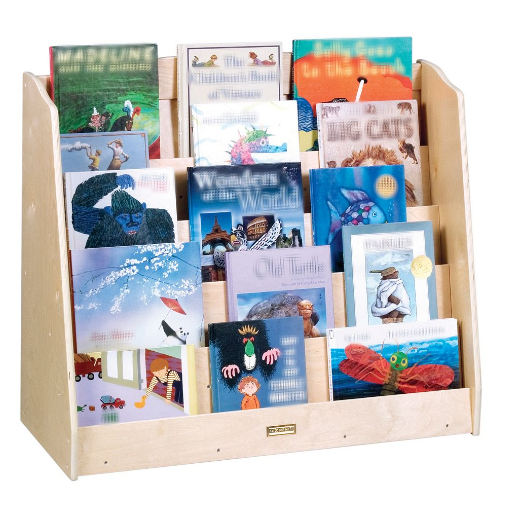 Guidecraft Single Sided Book Browser