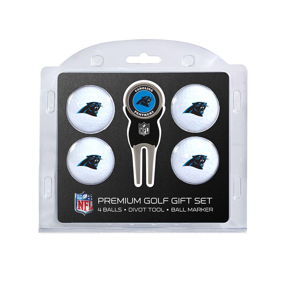 Carolina Panthers 6-Piece Golf Gift Set