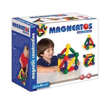 Guidecraft Magneatos Better Builders 30-pc. Set