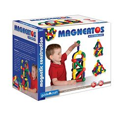 Guidecraft Magneatos Better Builders 60 pc Set