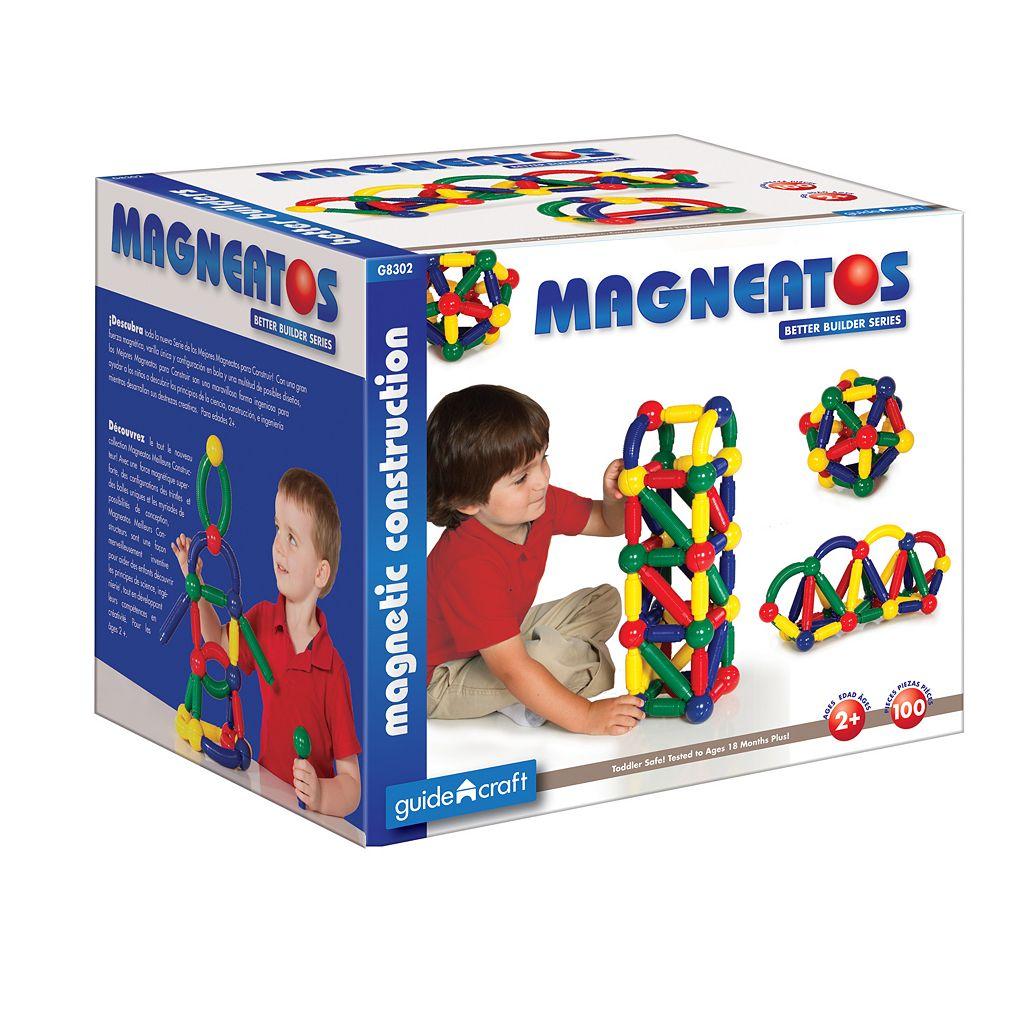 Guidecraft Magneatos Better Builders 100-pc. Set